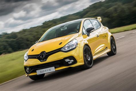 Renault Clio R S Hd Picture by Renault Clio Renaultsport R S 16 2016 Review Pictures