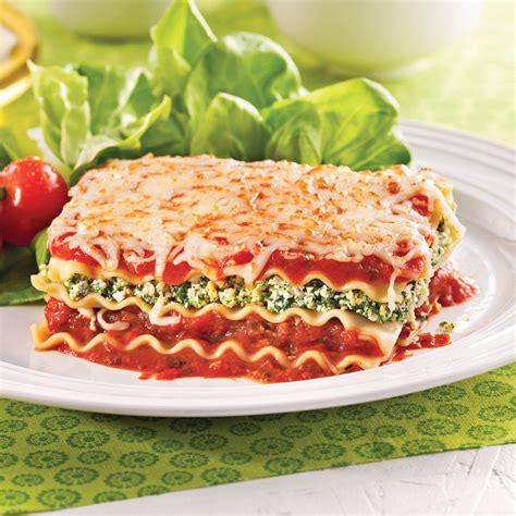 cuisine lasagne facile lasagne végé aux épinards recettes cuisine et
