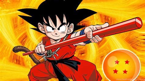dragon ball kid goku wallpapers hd  wallpapers