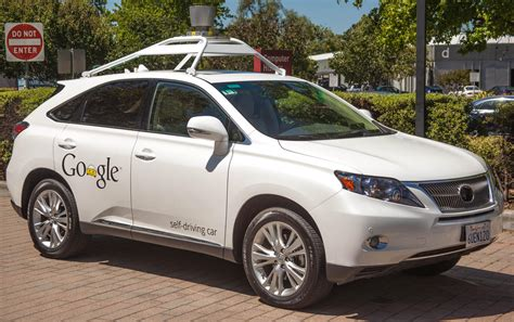 Inside Google's Self-driving Car (pictures)