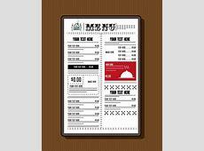 Restaurant menu template free vector download 15,421 Free