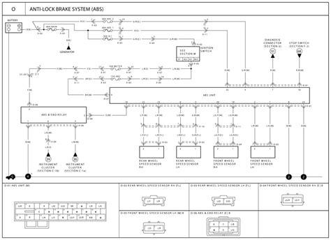 repair anti lock braking 2005 ford freestar free book repair manuals repair guides wiring diagrams wiring diagrams 2 of 30 autozone com
