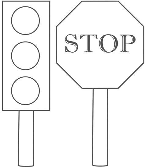 traffic light printable worksheets things to wear