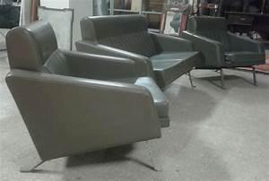 Couch Und Sessel : sofa und sessel von gianni moscatelli 1950er 3er set bei pamono kaufen ~ Indierocktalk.com Haus und Dekorationen
