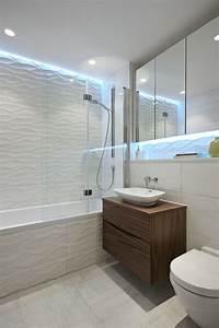 Fliesen Wand Bad : 1001 ideen f r badezimmer ohne fliesen ganz kreativ ~ Markanthonyermac.com Haus und Dekorationen