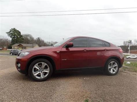 2008 Bmw X6 For Sale by 2008 Bmw X6 For Sale Carsforsale