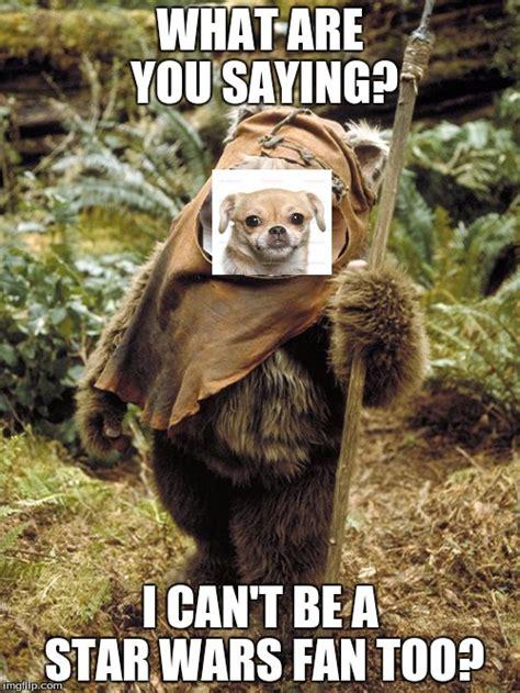 Ewoks Meme - image gallery ewok meme