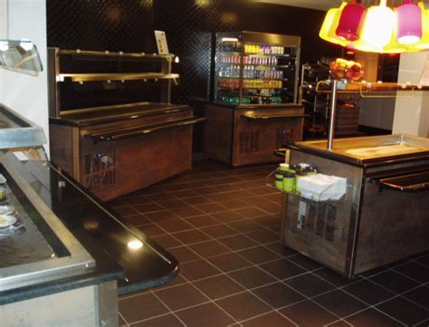 siege buffalo grill normandie equipement