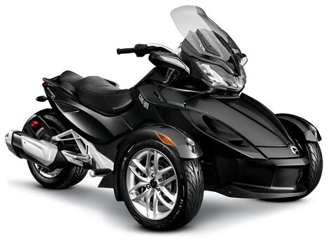 2014 Can Am Spyder by 2014 Can Am Spyder St Review