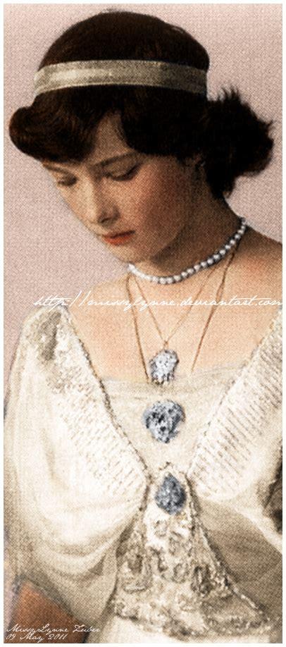 Tatiana Romanov - The Romanov Family