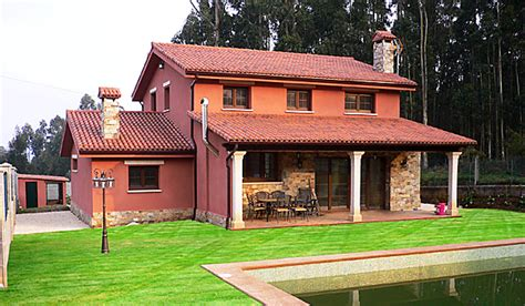 modelos de casas de campo decoracion de interiores