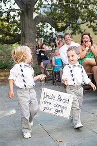 14 cute creative ring bearer outfits brit co for Wedding ring bearer