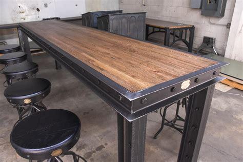 custom kitchen islands for sale firehouse bar table vintage industrial furniture