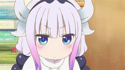 kobayashi san chi  maid dragon kanna  cute youtube