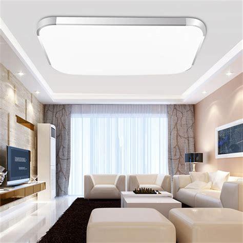 Modern Square Led Night Light 12w 18w 24w Ceiling Lamp