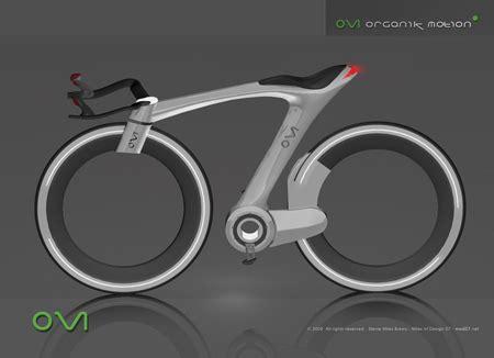 Organic Motion Bike Is Based On Zframe Concept Tuvie