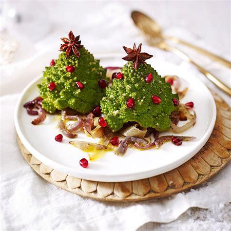 waitrose has invented romanesco cauliflower christmas