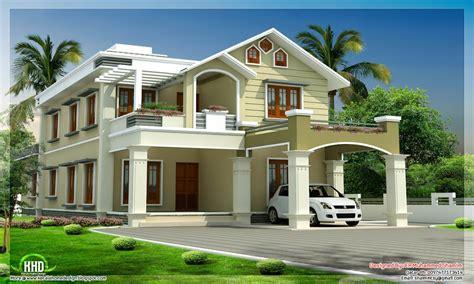 storey villas modern  storey house designs single storey building plans treesranchcom