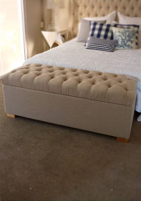 manchester   bed ottoman
