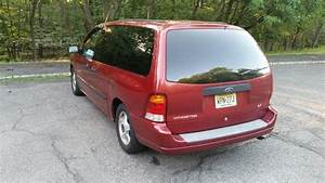 2003 Ford Windstar Cargo - Overview