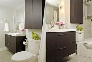 Choosing custom bathroom cabinets over toilet midcityeast for Choosing custom bathroom cabinets over toilet