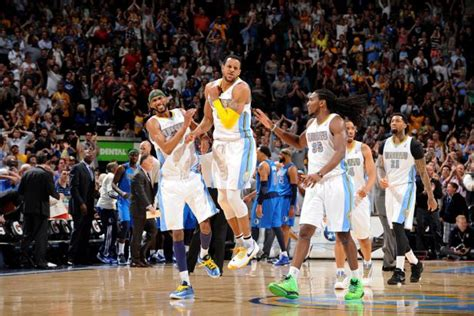 nba western conference finals picture thunder