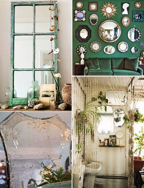 mirrors decoration on the wall 17 best ideas about mirror wall collage on