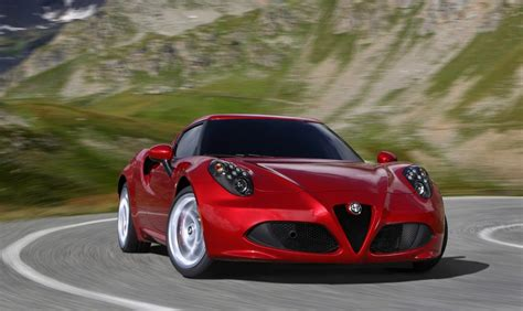 How Much Is An Alfa Romeo by 2015 Alfa Romeo 4c How Much It Costs Where To Buy It