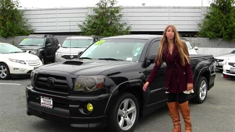 Nissan Of The East Side by Walk Around Tour Of A 2007 Toyota Tacoma X Runner