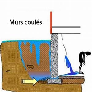 Colmater Une Fuite D Eau Sous Pression : mur sous sol et les types de sol pous vos sous sol quel ~ Dode.kayakingforconservation.com Idées de Décoration