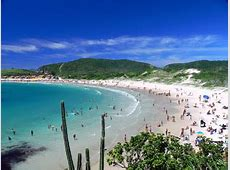 Cabo Frio Long Beaches and Crystal Clear Waters