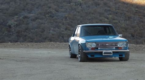 Datsun 510 Restoration by Turbocharged Datsun 510 Resto Mod Is Your New Blue