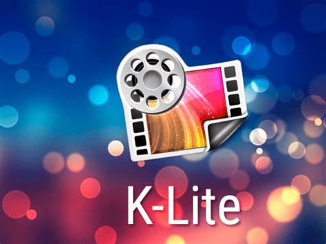 Windows 10 build 14393 anniversary update. K-Lite Codec Pack Full 15.8.7 - free download for Windows