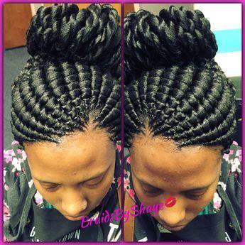 stunningly cute ghana braids styles   hair styles kids hairstyles  wedding
