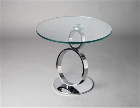 table bout de canapé en verre design bout de canapé design en verre océan ii matelpro noir