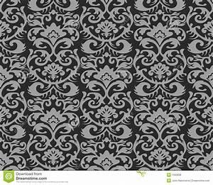 Tapeten Muster Wände : nahtloses weinlese tapeten muster stock abbildung bild 1592838 ~ Markanthonyermac.com Haus und Dekorationen