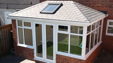 Conservatory Roof Systems   Guardian Warm Roofs North East