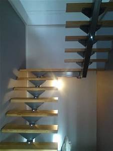Escalier Bois Quart Tournant : 17 best ideas about escalier quart tournant on pinterest ~ Farleysfitness.com Idées de Décoration