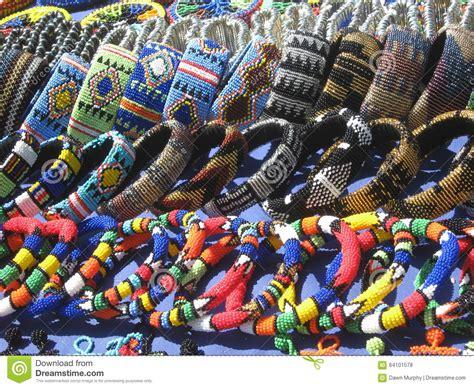 essenwood flea market durban south africa stock photo