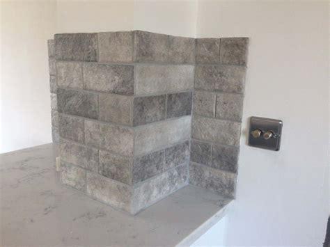 Muralla Grey Brick Wall Tile   Wall Tiles from Tile Mountain