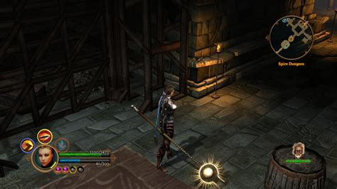dungeon siege 3 2 player a well made but content lacking experience