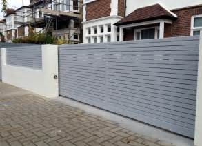 Front Boundary Wall Design Modern House The Dramatic Fence Designs For Your Front Yard