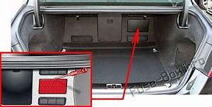 Fuse Box Diagram Audi A8    S8  D4  4h  2011
