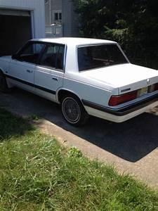1987 Plymouth Reliant Le Sedan 4