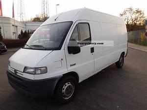 Peugeot Boxer 2002 Box-type Delivery Van