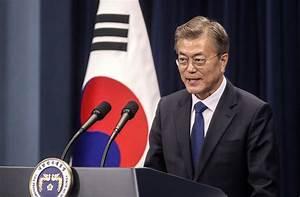 Moon Seeks Detente With China, North Korea Before Trump ...