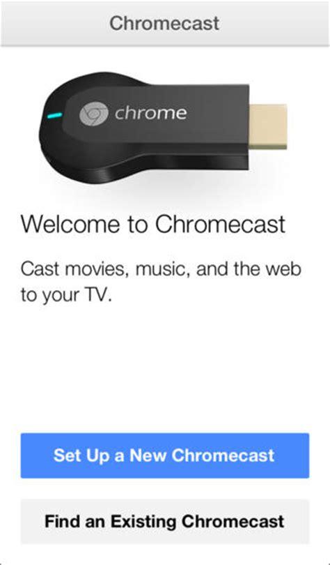 chromecast setup iphone posts chromecast ios management app