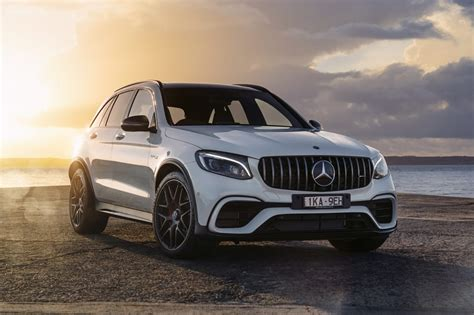 For 2021, mercedes gifts the glc lineup with more standard features and more standalone options. Mercedes-AMG GLC 63 S 2018 review   CarsGuide