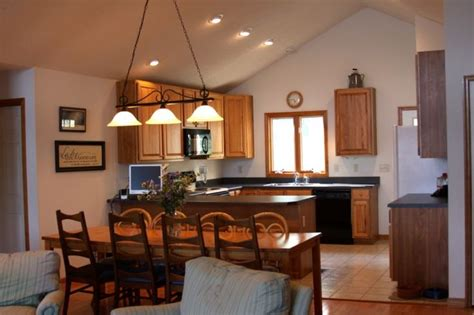 best kitchen lighting for high ceilings http