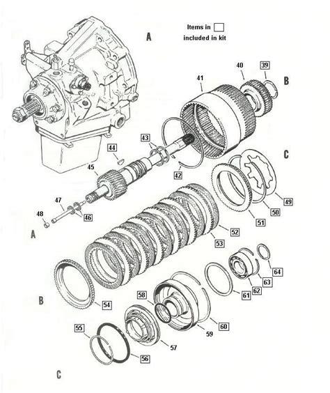 case  reverse power shuttle transmission